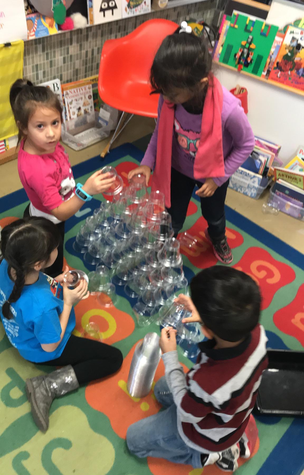 Kinder Garden: 100th Day Of Kindergarten