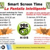 Smart Screen Time Flyer