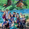 Photojournalism Team at Travis Heights Elementary School 2017-2018 School Year