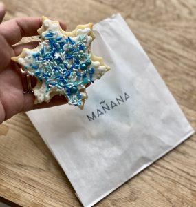 Mañana Sugar Cookie