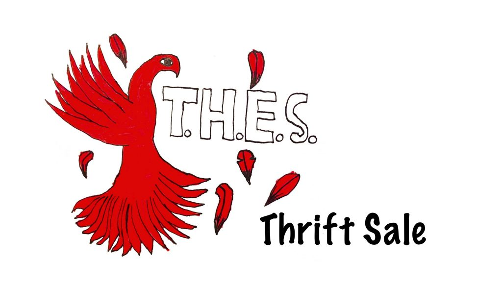 THES Thrift Sale